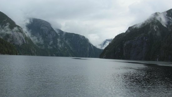 Misty Fjords National Monument: Misty foird cruise