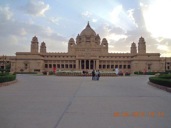 Umaid Bhawan Palace Jodhpur: Awesome architecture
