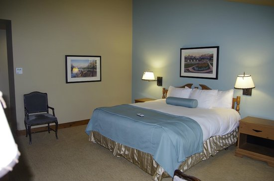 Grouse Mountain Lodge : sleeping area 1
