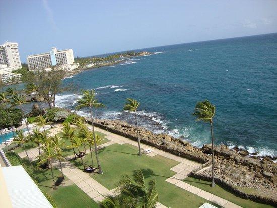 The Condado Plaza Hilton: Oceanview