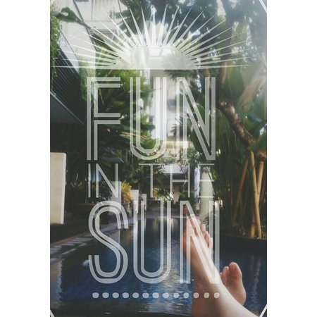 EDEN Hotel Kuta Bali - Managed by Tauzia: laid back and just fun in the sun :)