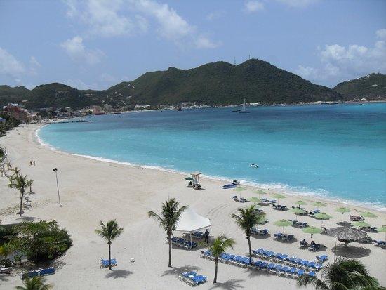 Sonesta Great Bay Beach Resort, Casino & Spa: Vue de la chambre