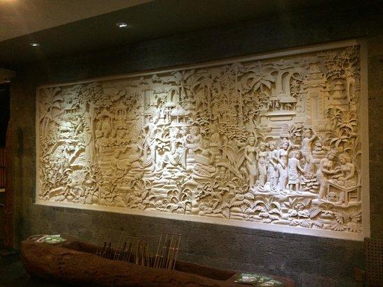 Abi Bali Resort & Villa: reception