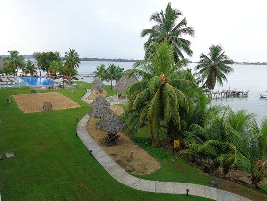 Playa Tortuga Hotel & Beach Resort : Vista desde la habitación