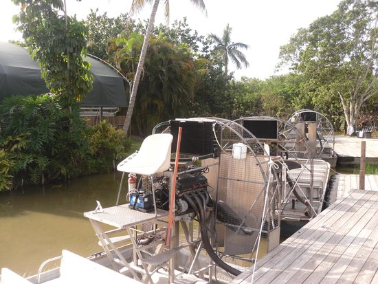Gator Park: Airboats