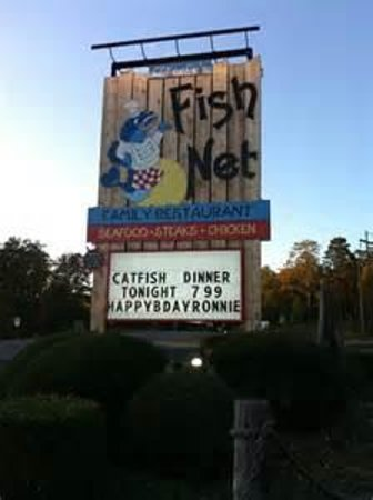Fish Net Family Restaurant: O'Keef's Fish Net