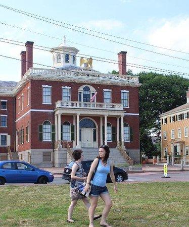 The Custom House: Custom House