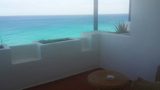 TUI MAGIC LIFE Fuerteventura: Block 14 balcony !