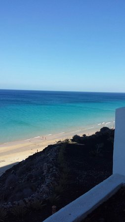 TUI MAGIC LIFE Fuerteventura: Balcony view we miss so much