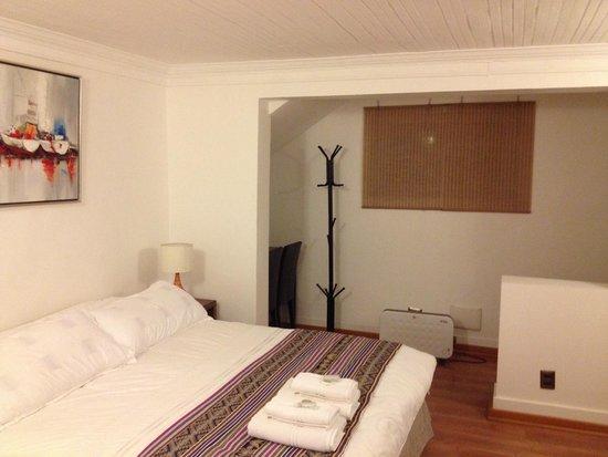 De Blasis Bed & Breakfast: Apartamento com banheiro privativo (externo)
