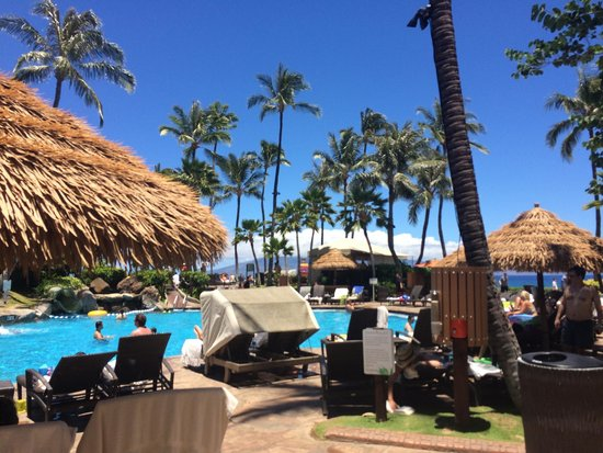 Westin Maui Resort And Spa: Pool