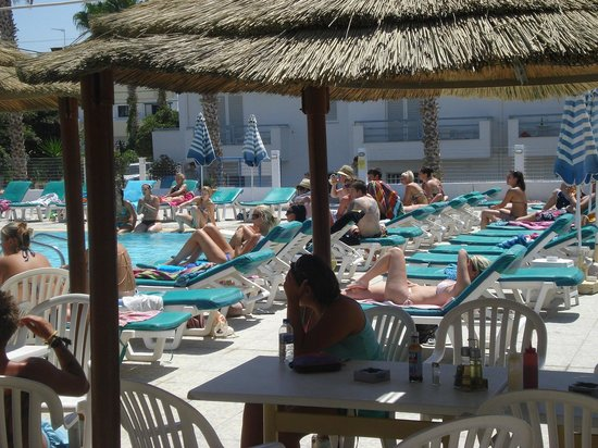 Elga Apartments: pool