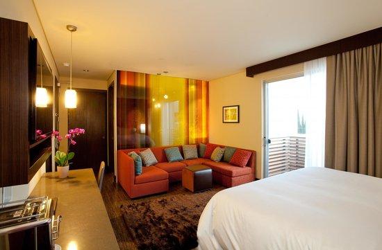 Sirtaj Hotel: Luxury King Room