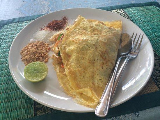 Nok Style Restaurant: Pad Thai
