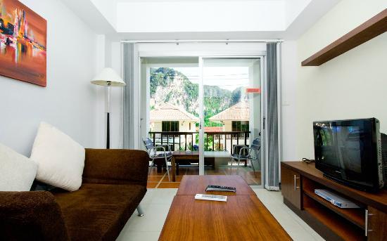 Krabi Apartment Hotel: Room