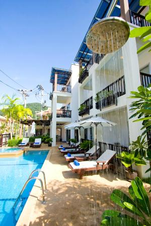 Krabi Apartment Hotel: Outisde