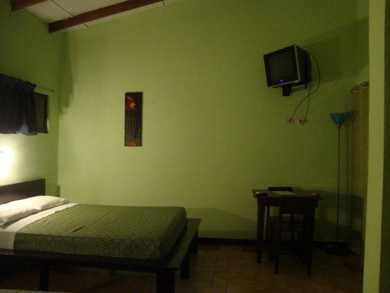 La Casa de las Flores Hotel : My room