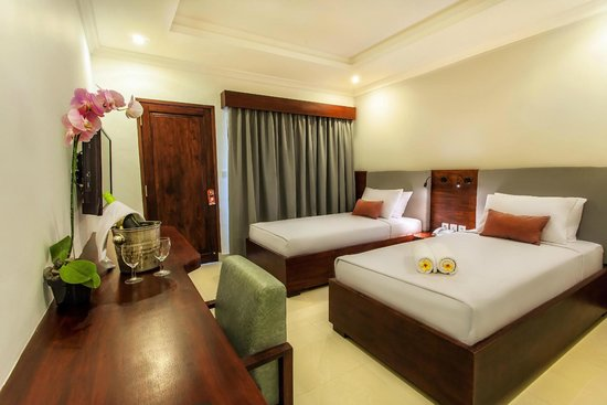 Ida Hotel: Superior Twin Room