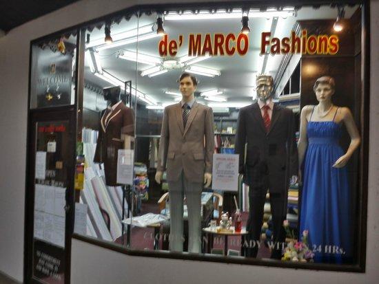 马可时装店