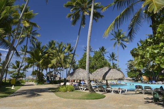 Caribe Club Princess Beach Resort & Spa: Bello lugar