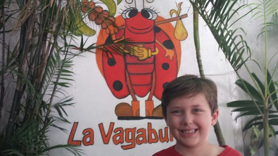 La Vagabunda: My son loved it!