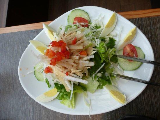 Gyu Kaku Vancouver: The not so special Gyu-Kaku Salad