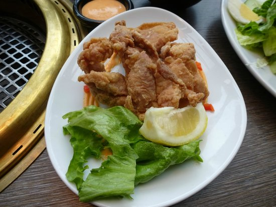 Gyu Kaku Vancouver : The disappointing Chicken Karaage