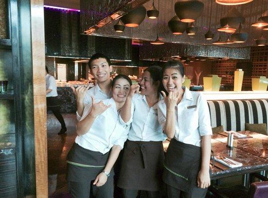 Renaissance Bangkok Ratchaprasong Hotel: Flavors Staff
