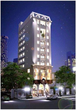 紫膠龍海防酒店