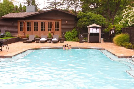 L'Auberge de Sedona: salt water pool