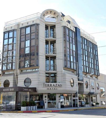 Terrazas Hotel : Fachada