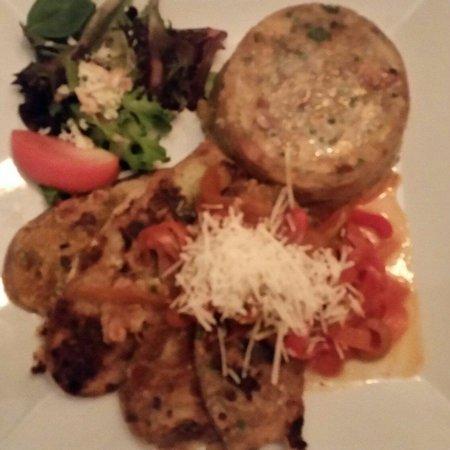 Vejigante: Now this is real Caribbean vegetarian food!