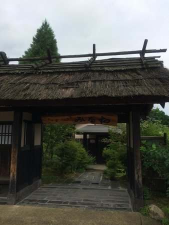 Tawarayama Onsen Ryokan Minawa: 入り口