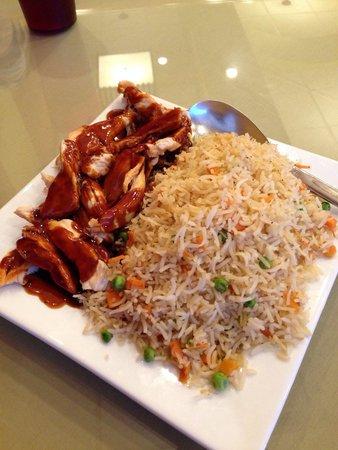 Nice Halal Meal With Good Food Review Of Tempura Halal Restaurant Houston Tx Tripadvisor