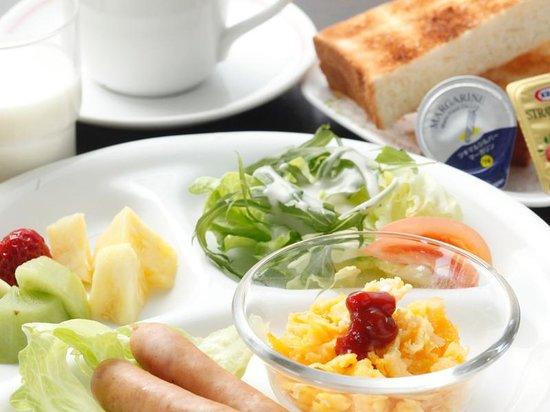 Hotel Shomeikan: 洋朝食セットもございます