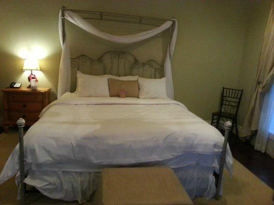 Barton Hill Hotel & Spa: Bed