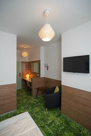 come inn: Einzelzimmer