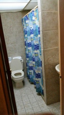 Surfside 3 Motel: Bathroom