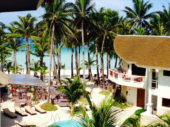 Ambassador in Paradise Resort: ROOM VIEW