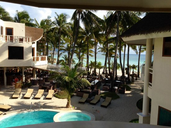 Ambassador in Paradise Resort : ROOM VIEW