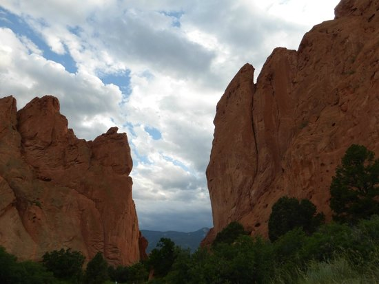 Garden of the Gods: Red Rock