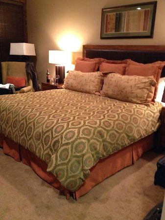 Northstar Lodge by Welk Resorts: Master bedroom