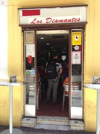 Bar Los Diamantes: Los Diamantes
