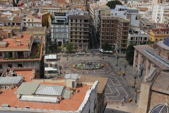 Miguelete: Площадь Богоматери