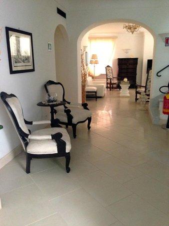 Hotel La Vega: Nice lobby area