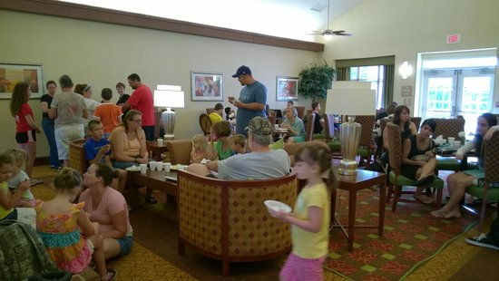 Homewood Suites Dulles - North / Loudoun: Breakfast, 9am Saturday July 5th, 2014