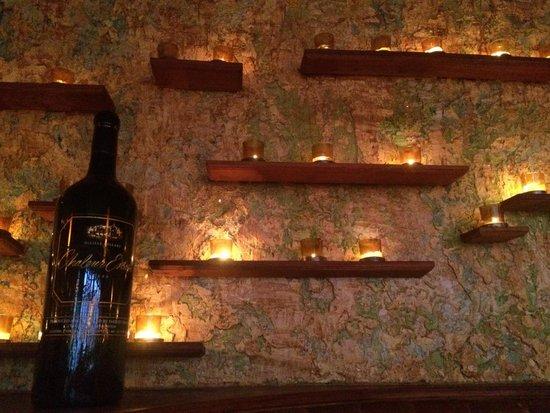 Toulouse Petit Kitchen & Lounge : Votive candles