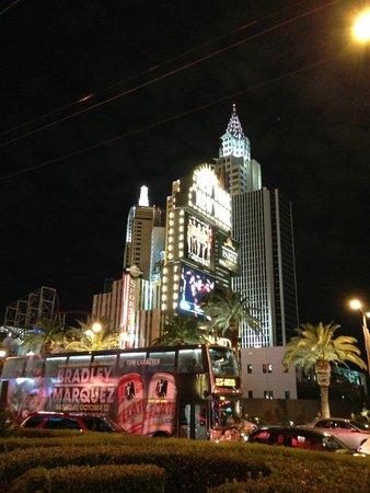Motel 6 Las Vegas - Tropicana: NY NY
