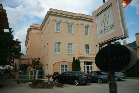 J.H. Adams Inn: 2nd building