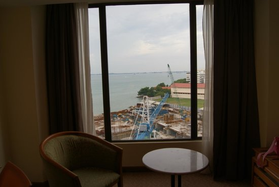Bayview Hotel Georgetown Penang: View from Room